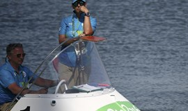 Wind, doping and VIP robbery plague Rio Games
