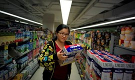 Never mind the Gucci, here's the fish oil: China's shopping army reboots Australia retail
