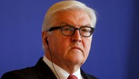 German Foreign Minister Frank-Walter Steinmeier attends a news conference after a meeting on the Syria crisis at the Quai d'Orsay ministry in Paris, France, March 4, 2016.
