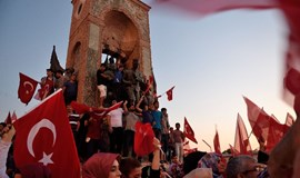One month after coup bid, Turkey transformed
