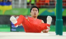 Third in the medals table, China faces worst haul since 1996