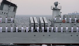 China says navy carries out drills in Sea of Japan