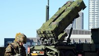 The defense ministry's request covers the 100 billion yen cost to upgrade Japan's PAC-3 missile defense system