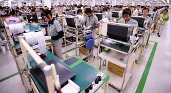 Vietnam's Jan-Aug actual FDI rises 9 pct year-on-year to $9.8 bln: gov't