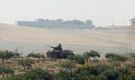 Turkish tanks, special forces launch first major push into Syria to battle IS