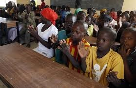 Africa's children to account for 40 percent of world's poorest people by 2030: thinktank