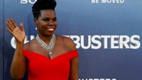 Cast member Leslie Jones poses at the premiere of the film ''Ghostbusters'' in Hollywood, California U.S., July 9, 2016.