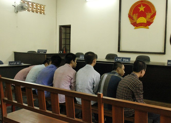 Teenage robbers jailed in HCMC for violent crimes