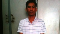 Nguyen Van Tuoi in a  photo provided by police