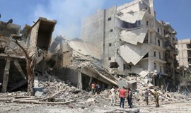 Fight for Syria's Aleppo exposes limits of Russian air power