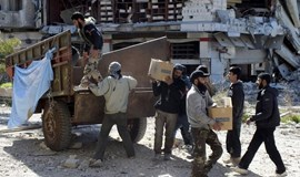 U.N. defends aid work in Syria after accusations of being too close to government