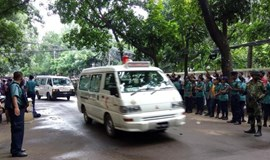 Bangladesh police kill man they believe trained Dhaka cafe attackers