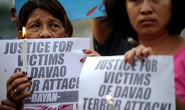 Philippine police hunt four people after Davao city bombing