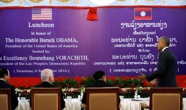 U.S. gives Laos $90 million funds boost to help clear unexploded ordnance