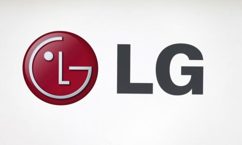 LG Electronics' company logo is seen at a shop in central Seoul, July 23, 2013.