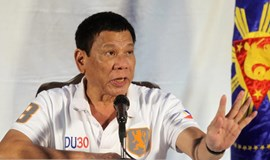 After insult, U.S. and Clinton call for Duterte to show respect