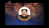 KRT bulletin shows North Korean Leader Kim Jong Un in this still image taken from video on September 9, 2016.