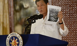 Duterte seeks arms from China, ends joint patrols with U.S.