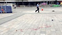 Six wounded in knife attack at southern China rail station