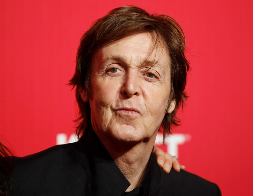 Former Bealtes member Paul McCartney has left Japan after an illness that forced the cancellation of his Asian tour, the concert organizer said Tuesday. Photo credit: Reuters