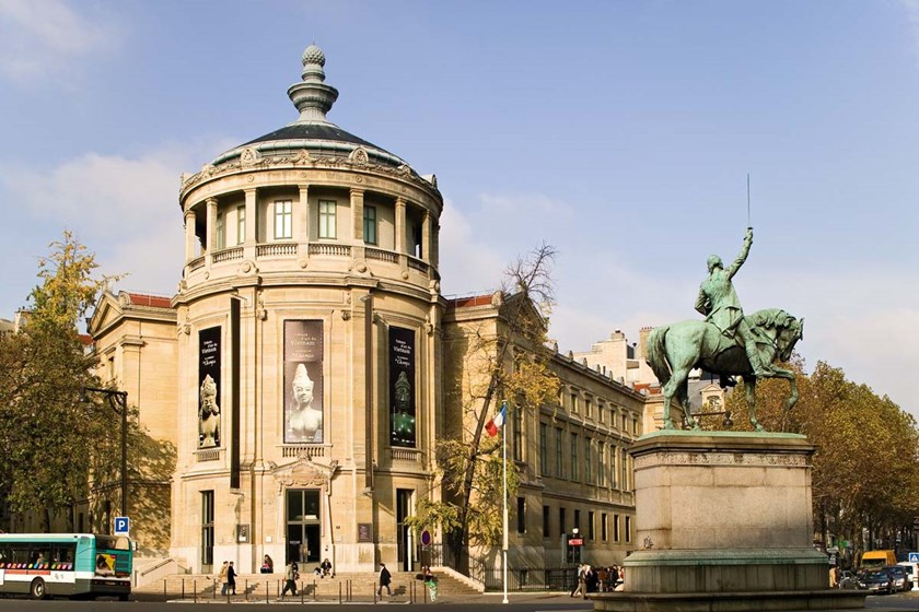 The National Museum of Asian Arts – Guimet in Paris. Photo credit: www.paris360.de