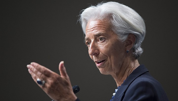 "International Monetary Fund chief Christine Lagarde will be a speaker at at the ""World Assembly for Women in Tokyo"", a women-focused international meeting in September 2014 that will discuss how to link female participation in the workforce with economic"