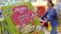 Lead contamination scare hits Heinz infant food in China