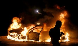 Grand jury decides against charges in Ferguson shooting, unrest erupts