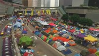 Hong Kong democracy students reject calls to retreat