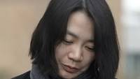 Cho Hyun-ah, also known as Heather Cho, daughter of chairman of Korean Air Lines. Photo: Reuters