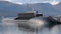 Russian atomic submarine catches fire in shipyard - Russian media