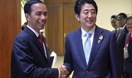 Japan says PM Abe will meet China's Xi in Indonesia