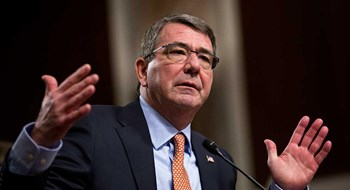 US Secretary of Defense Ashton Carter will visit Vietnam from May 31 to June 2. Photo: VNA/POLITICO