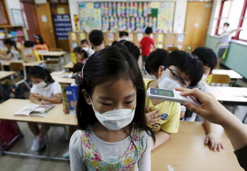 "Hong Kong issues ""red alert"" against South Korea travel due to MERS"