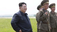 "North Korea sentences South Korean ""spies"" to hard labor for life -Yonhap"