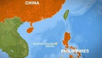 Filipino fishermen remove Chinese buoys near disputed, officials say