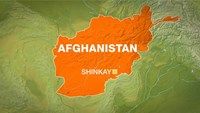 Afghan military helicopter crash kills all 17 aboard