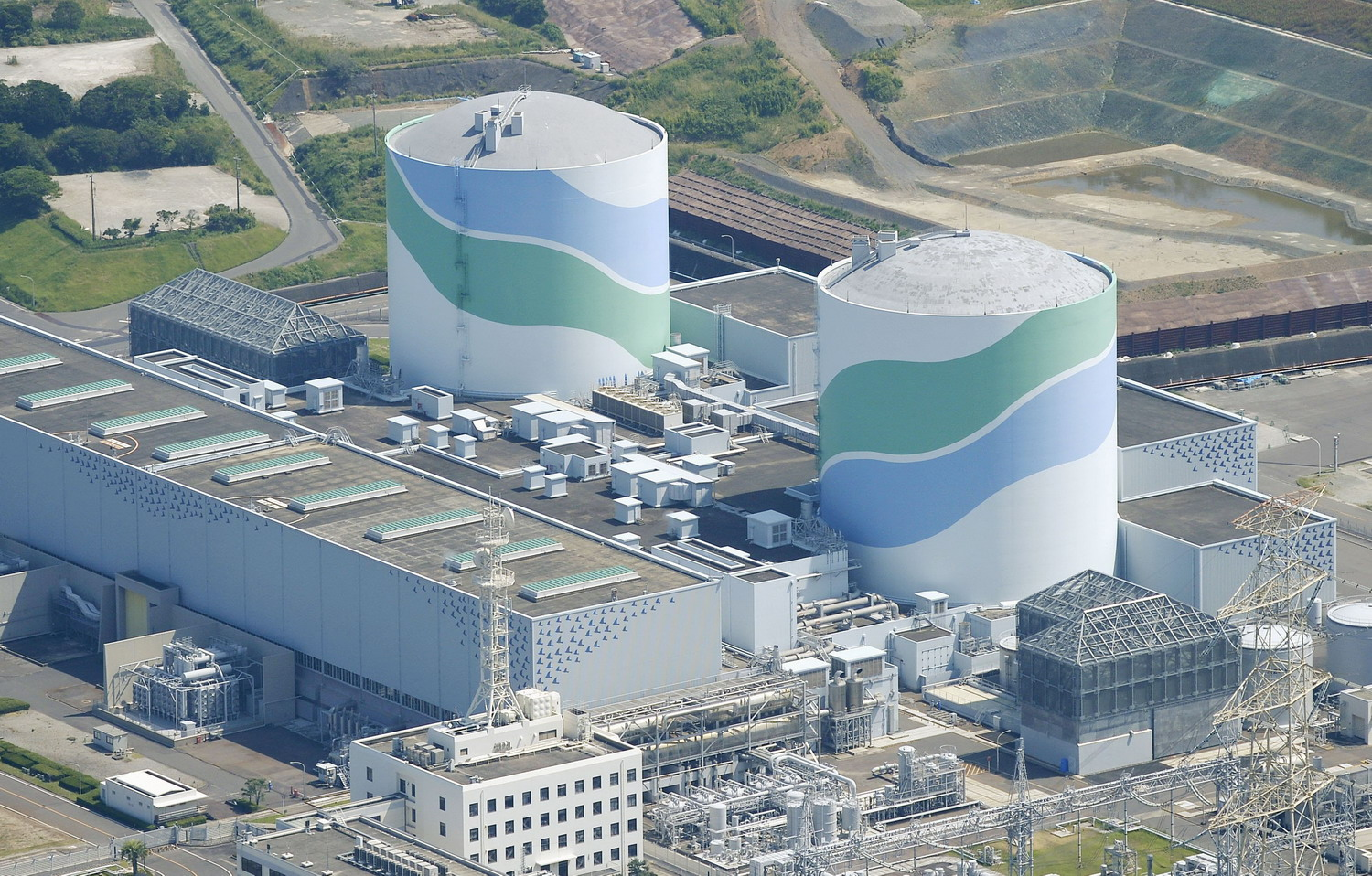 Japan ends nuclear shutdown four years after Fukushima