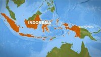 Indonesian plane with 54 people on board missing in remote Papua region