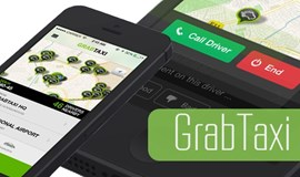 Taxi app GrabTaxi raises $350 million from CIC, others