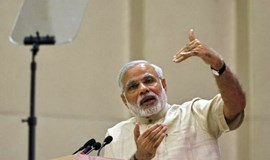 Modi asks billionaires if China's pain can be India's gain