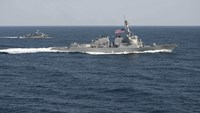 U.S., Chinese navy chiefs to discuss South China Sea - U.S. official