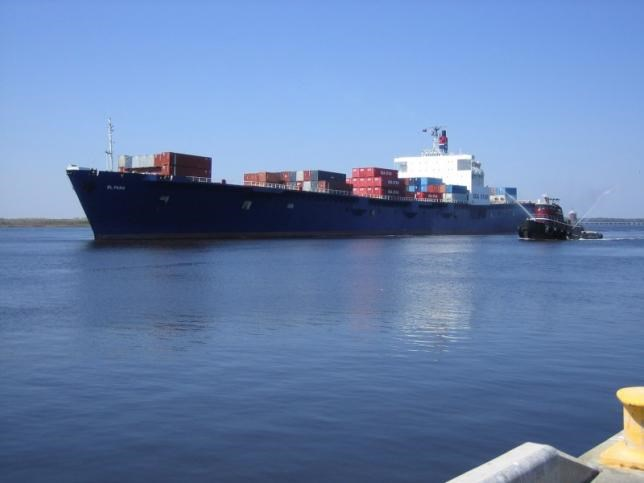 The El Faro is shown in this undated handout photo provided by Tote Maritime in Jacksonville, Florida October 2, 2015. Photo: Reuters/Tote Maritime/Handout via Reuters