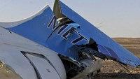 Russian delegation arrives in Egypt to begin crash investigation