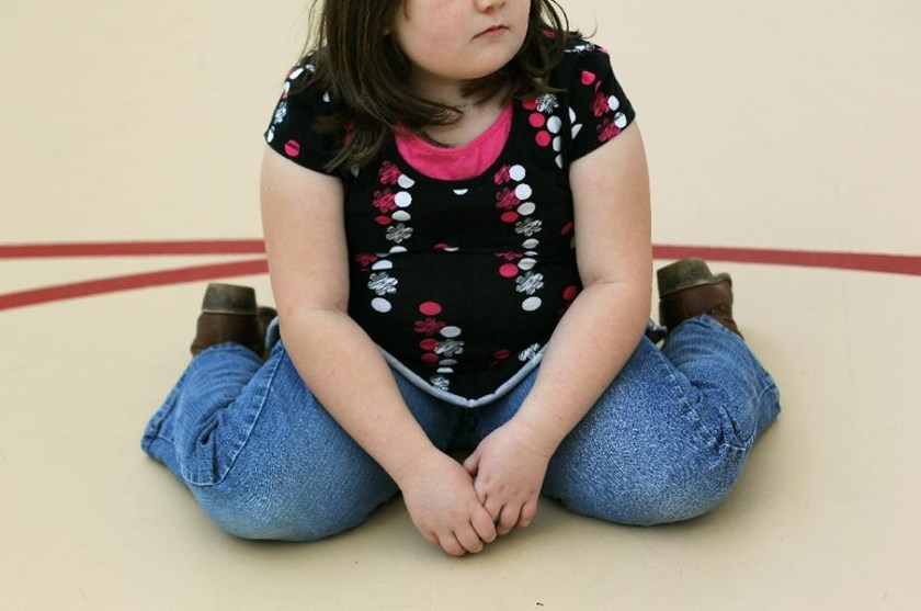 Researchers compared 20 obese children and teenagers to 20 normal weight peers, and found that 40 percent of the obese children were considered at high-risk for heart disease because of thickened heart muscle. Photo: John Moore/Getty/AFP/File