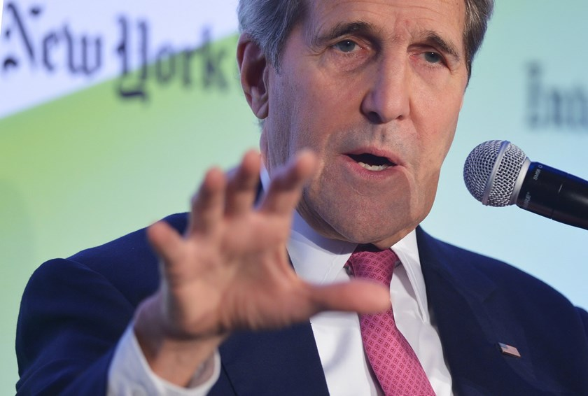 Kerry says to go to Moscow next week for Syria, Ukraine talks