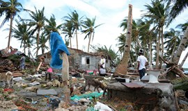 Storms in Philippines uproot 1.7 mln people, destroy 40,000 homes
