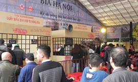 Hanoi wants to create symphony of memories, ends up with noise