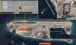 China again lands planes on disputed island in South China Sea: Xinhua