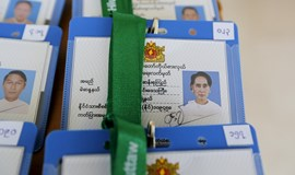 Suu Kyi allies form Myanmar ruling party after decades of struggle